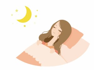 夜すぐに寝る方法って?今すぐ実践できる3つのコト
