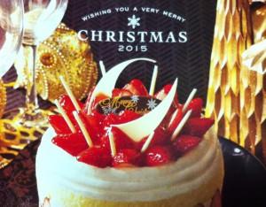 シャトレーゼのクリスマスケーキ!予約はいつまで?特典は?