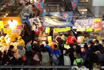 下関・唐戸市場徹底ガイド!お寿司や海鮮丼を食べ尽くそう