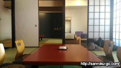 杉乃井ホテル本館の和室