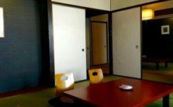 杉乃井ホテルの本館の和室